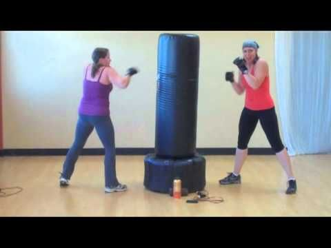 Lean Arm Workout: Basics with the Heavy Bag