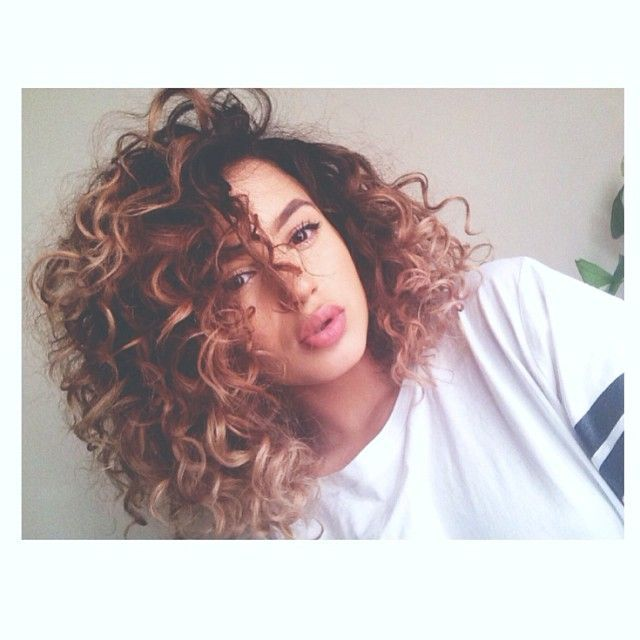 Best 20 Cute Curly Hairstyles ideas on Pinterest  Braids and