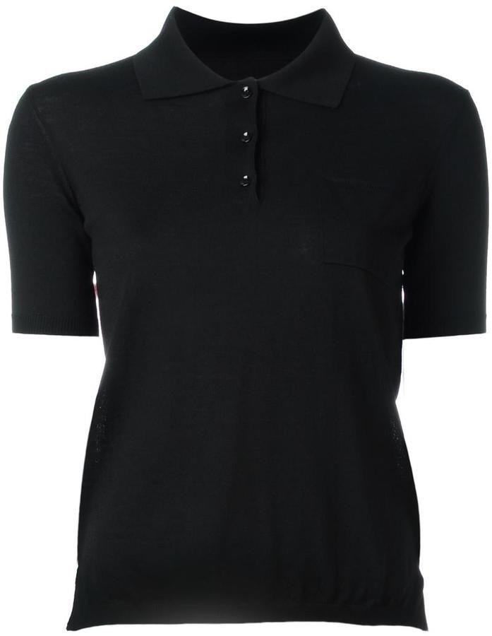 Maison Margiela classic polo shirt