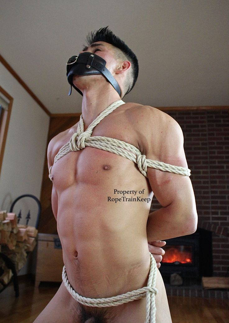 Bondage Gay Shirtless
