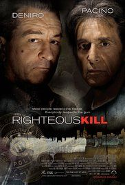 ****: thriller but sometimes a comedy, thanks to maybe the best duo ever: de Niro & Pacino