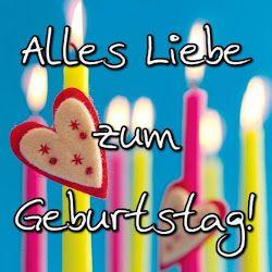 GeburtstagsBilder, Geburtstagskarten und Geburtstagswünsche für zu teilen