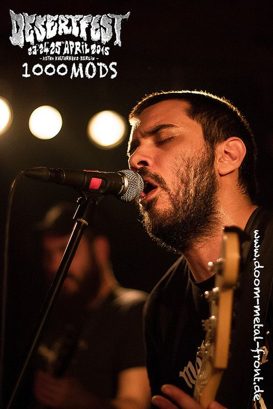 1000MODS   Desertfest Berlin 2015