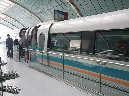 http://netzeroguide.com/maglev-wind-turbine.html The Maglev windmill is considered the latest great optimism for noticeably accelerating windmill engineering. The efficiency prospects are exciting once we can eventually leverage the technology. MagLev