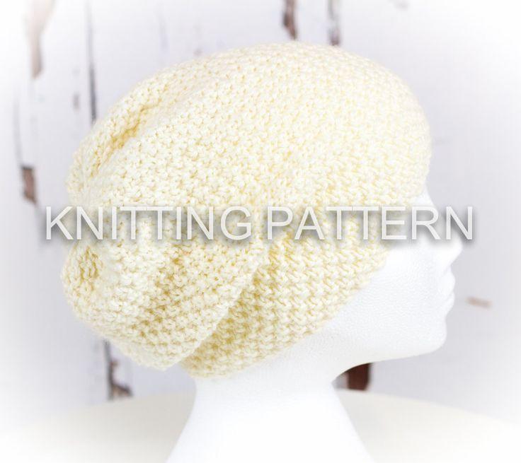 Knitting Pattern/DIY Instructions Monsal by BlueberryBarnDesigns