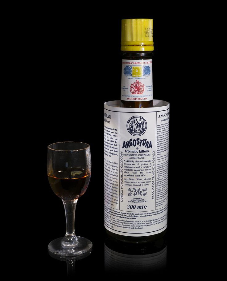 http://ift.tt/2r4ARq6 the recipe for Angostura Bitters is a closely guarded secret with only one person passed hereditarily knowing the whole recipe.