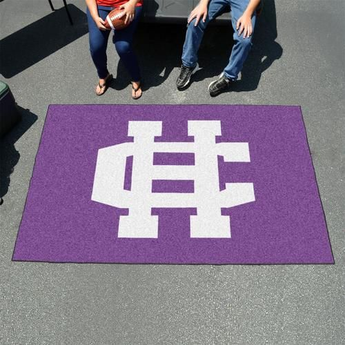 Holy Cross Crusaders 5' x 8' Tailgating Area Rug