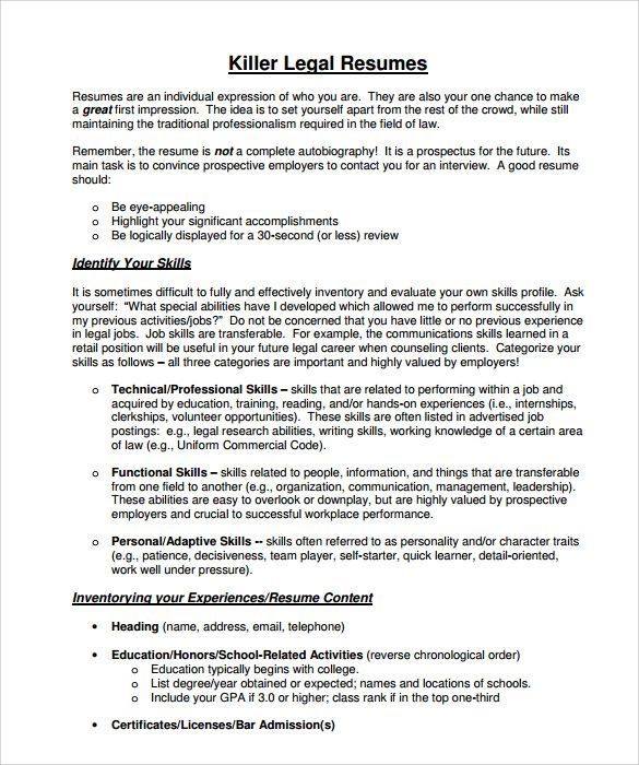 legal resume download documents pdf sample templates template free - legal resumes