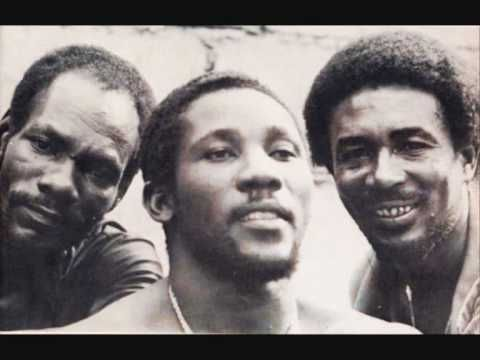 Toots and the Maytals: Revolution.  Yup. It's that kind of Saturday. Heaven can wait because peace got a hold on me ;-)
