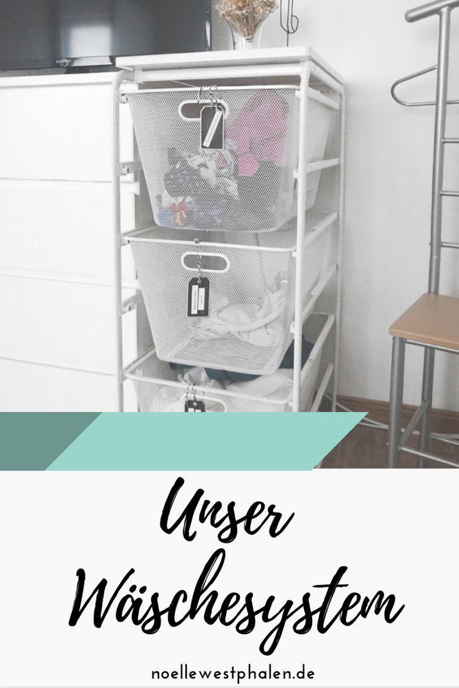 Mit Unserem Neuen Waschesystem Spare Ich So Viel Zeit Es Ist Praktisch Gunstig Und Sieht Sogar Richtig Wasche Sortieren Wasche Aufbewahrung Waschkuchendesign