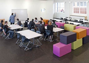 Central's Leederville campus Learning Space