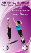Netball Coach's App with Sharelle McMahon and Bianca Chatfield for iPad or iPhone