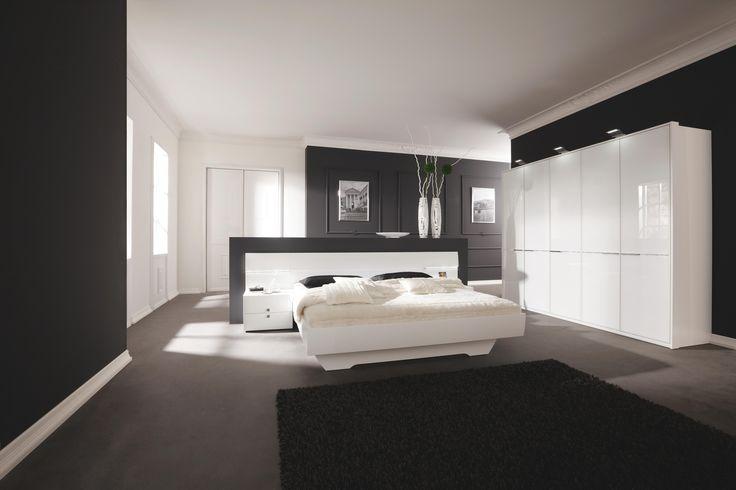 Modernes Bett für süße Träume. Gestalten Sie Ihr Schlafzimmer zeitgemäß!