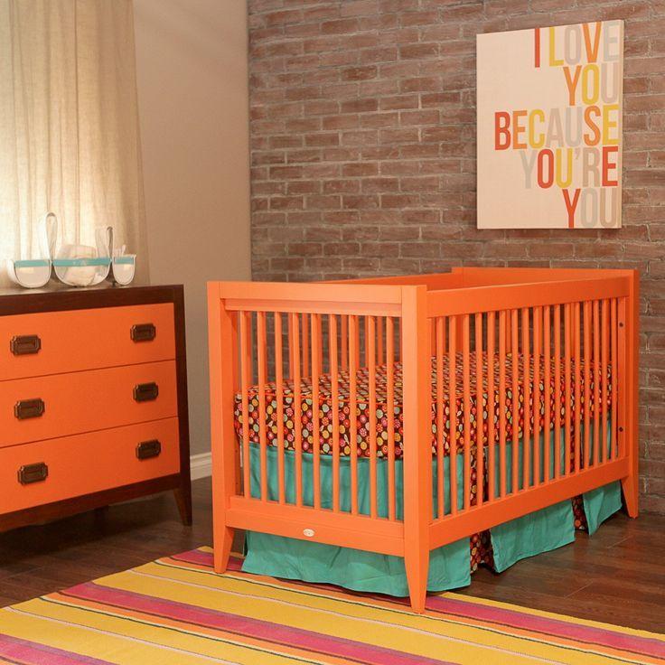 berço colorido criativo diferente | criative colored crib
