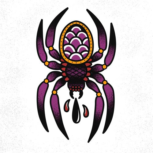 Spider-tattoo | Tumblr