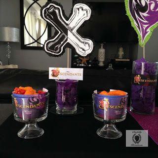 Fiesta de Descendientes: Decoraciones para Imprimir Gratis. | Ideas y material gratis para fiestas y celebraciones Oh My Fiesta!