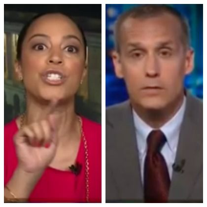 After she made headlines for rolling her eyes at the idiocy she was hearing, Angela Rye is back on a role with a quotable…