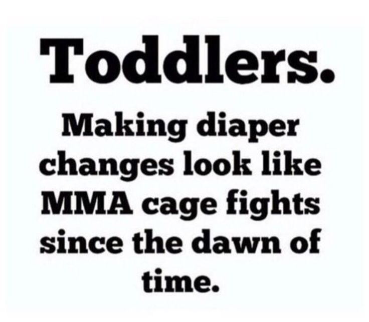 Lmao sooooo happy we don't have to deal with diapers any more lol well... for the time being ;)