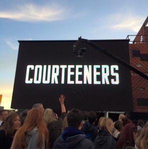Courteeners, Heaton Park