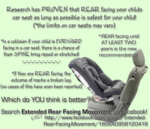 Rear Facing Seat moreover Too Many Parents Not Securing Car Seat Properly furthermore Car Seat Safety Follow This Board together with Cps Factsheet additionally 2016 01 01 archive. on rear facing until 2 years old why not