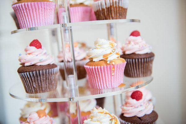 wedding cupcakes - Thanh en Chris