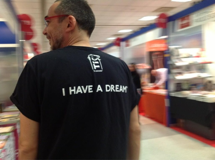 Wearing our dream