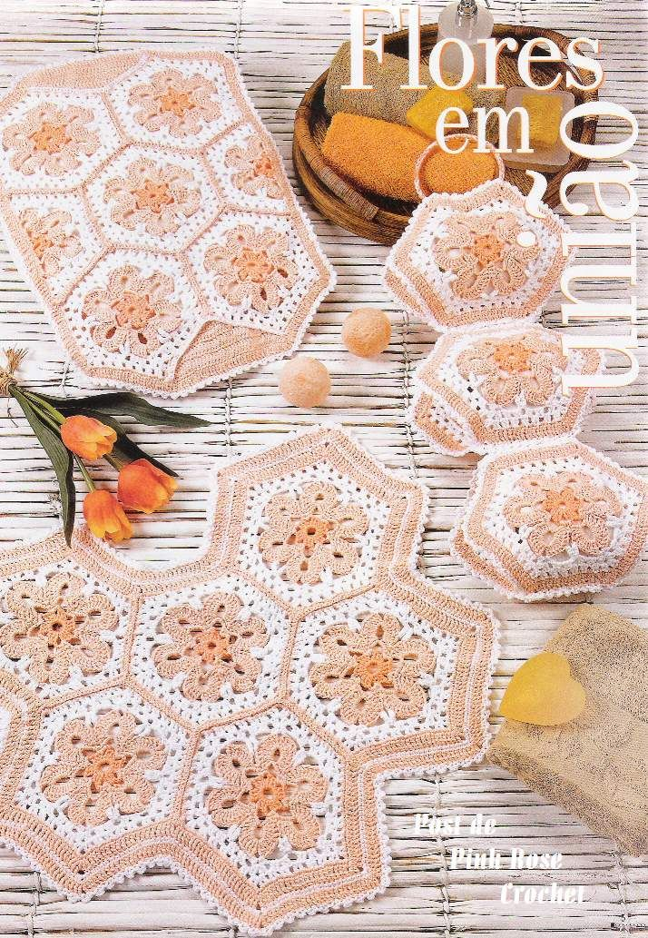 205 best images about crocheted rugs mats tapete on pinterest round rugs posts and knit crochet. Black Bedroom Furniture Sets. Home Design Ideas
