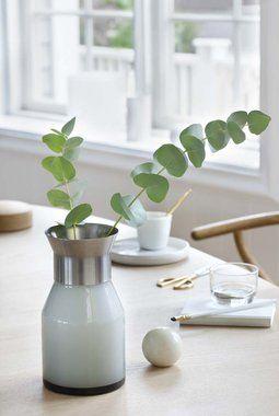 Eucalyptusgrener er enkelt og delikat.