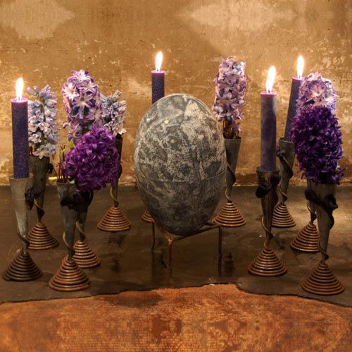 Tage Andersen Floral arrangement