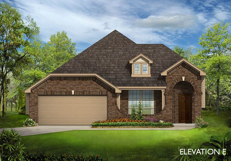 Dogwood - Elevation E - Bloomfield Homes