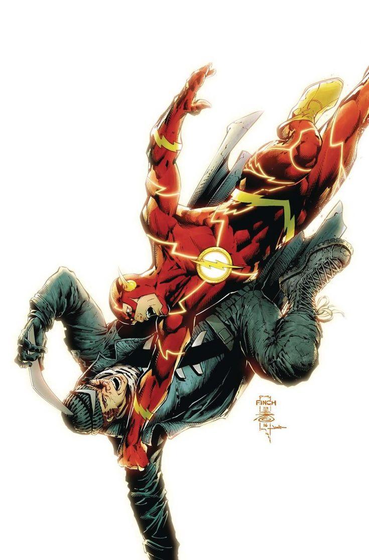 Justice League vs Suicide Squad #4 (David Finch Variant)
