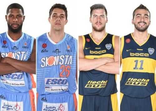 Choque clave en la zona roja: Sionista vs Boca Juniors La Liga...  Choque clave en la zona roja: Sionista vs Boca Juniors  La Liga 2015/16  En el único juego de la Liga en la noche del martes en Paraná se miden dos equipos que se quieren despegar del último lugar en sus conferencias.  - POSICIONES  - RESULTADOS  - ESTADISTICAS  - CALENDARIO    -Sionista (Paraná) (16-23 9º Norte) - Boca Juniors (CABA) (18-24 7º Sur)  .Horario: 21:30.Donde verlo:La Liga Contenidos.  .Arbitros: Alejandro…