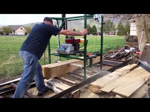 chainsaw guides for cutting logs