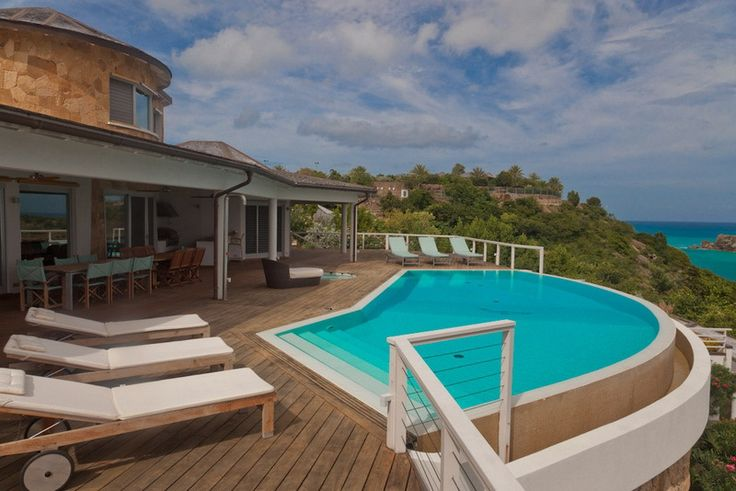 Galley Bay Heights Villa #020 -- Galley Bay #LuxuryTravel www.lujure.ca