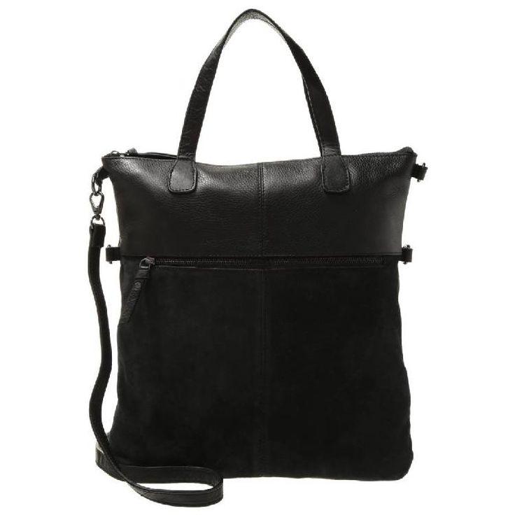 PCVERDIANA  - Shopping Bag - black by Pieces