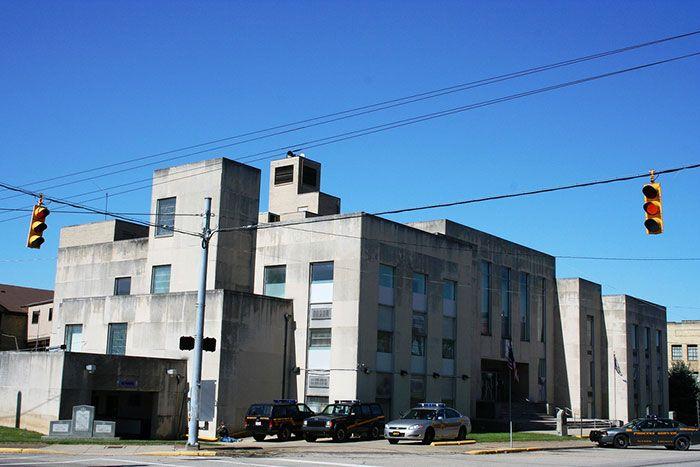 Mason County Courthouse, Point Pleasant