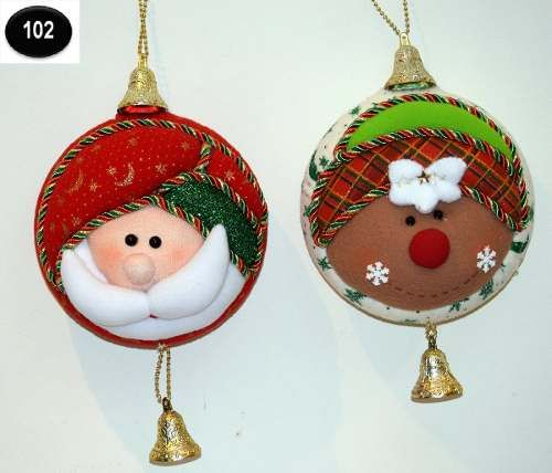 Resultado de imagem para muñecos navideños