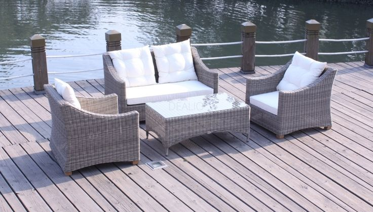 Sunset Circular Outdoor Patio Couch | Victory Furniture | Outdoor Decor  Ideas | Pinterest | Patios, Outdoor Decor And Ottomans