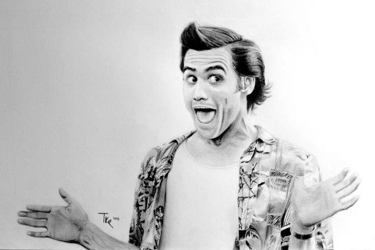Jim Carrey aka Ace ventura