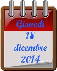 TuttoPerTutti: 18 DICEMBRE - Buon 1. compleanno a TuttoPerTutti - Blog. Buongiorno! clik clik per leggere l'almanacco completo!!