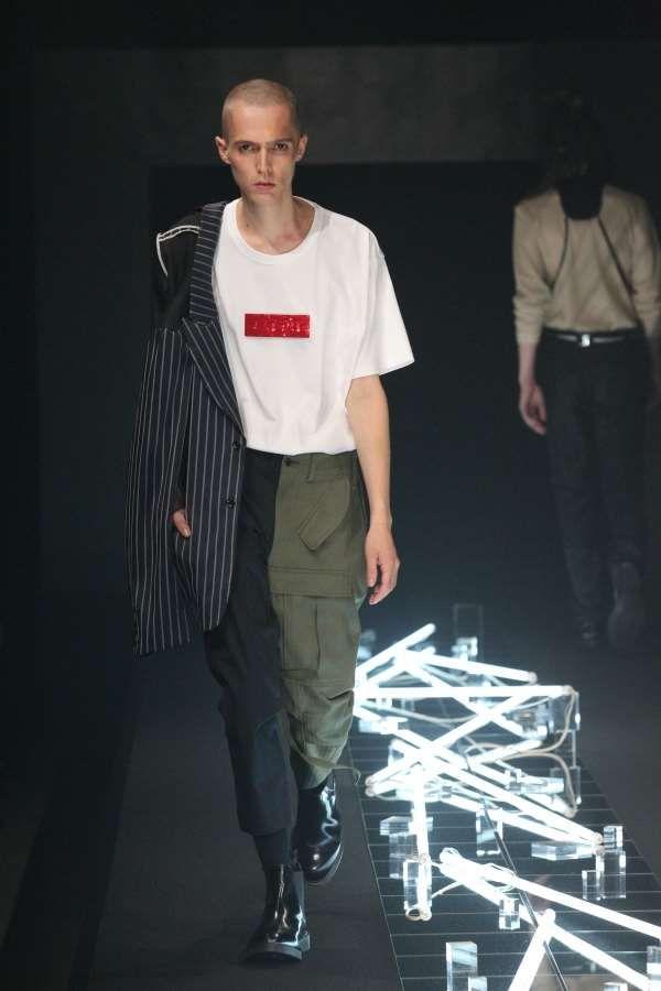 Male Fashion Trends: PLASTICTOKYO Spring-Summer 2017 - Tokyo Fashion Week