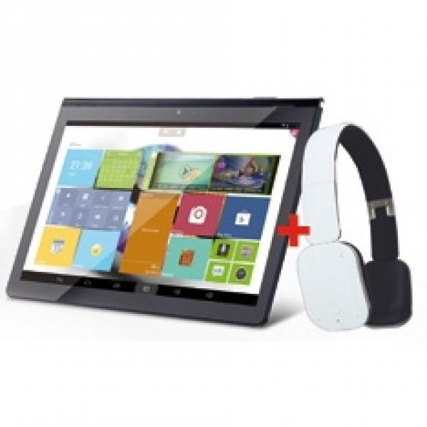 Tablets Phoenix de Cuatro Núcleos.  • Procesador: Quad Core Rockchip RK3188 1,6GHz Cortex A9. • RAM: 2GB DDR3. • Almacenamiento: 16GB y ranura de tarjetas micro SD (hasta 32GB). - PHBLUESOUNDW • Tecnología Bluetooth 4.0. • Tecnología de audio excepcional. • 5 modos de ajuste de ecualizador. • Soporta entrada de audio USB. • 6ª generación CVC con reducción de sonido. http://goierrisat.es/tienda/tabletas/790-kit-tablet-pc-phvegatab10qx-auriculares-inalambricos-bluetooth-phbluesoundw.html