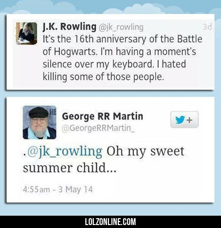 It's The 16th Anniversary Of The Battle Of Hogwart#funny #lol #lolzonline