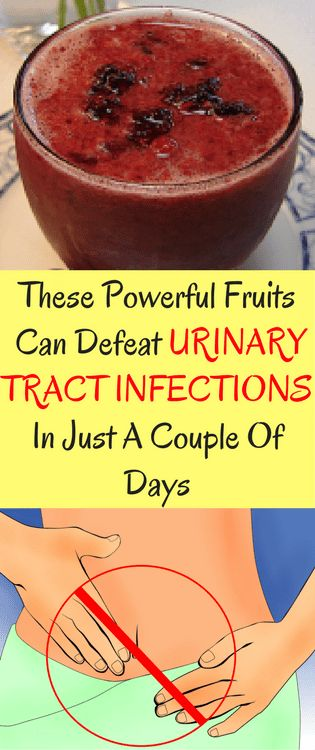 THESE POWERFUL FRUITS CAN DEFEAT URINARY TRACT INFECTIONS IN JUST A COUPLE OF DAYS - Workout Hit