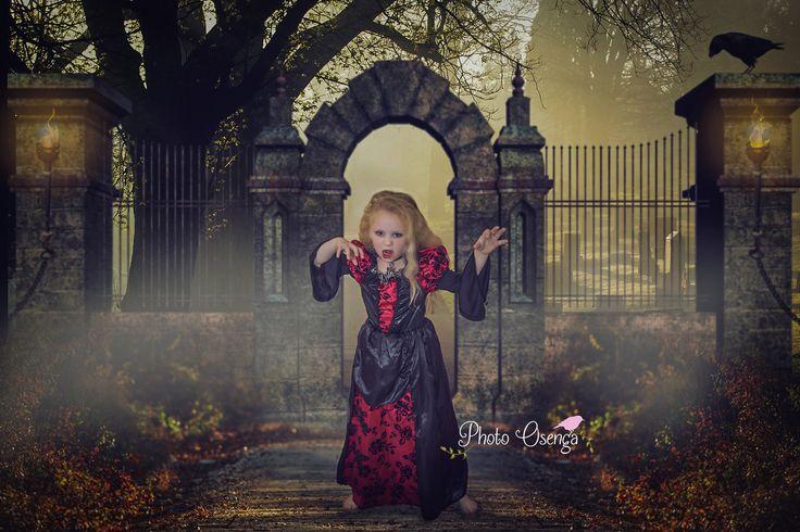 Halloween - vampire inspired