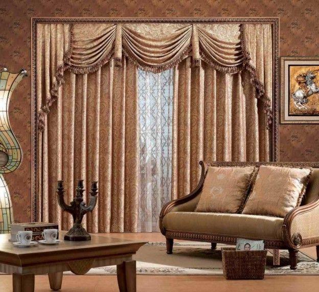 Elegant Drapes For Living Room Curtain DesignsCurtain