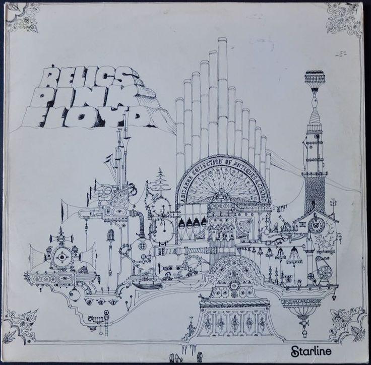 Pink Floyd – Relics (Swedish)