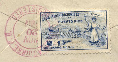 1911 La Prohibición del Alcohol alcanzado mediante elecciones