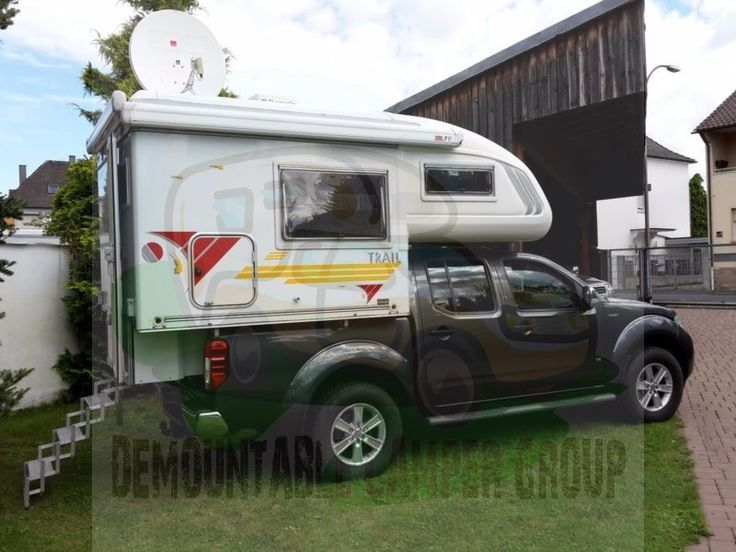 Germany; Tischer trail & Nissan V6 52,900€