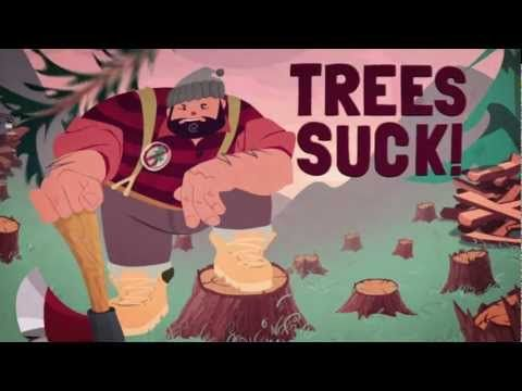 Jack Lumber - iOS Launch Trailer